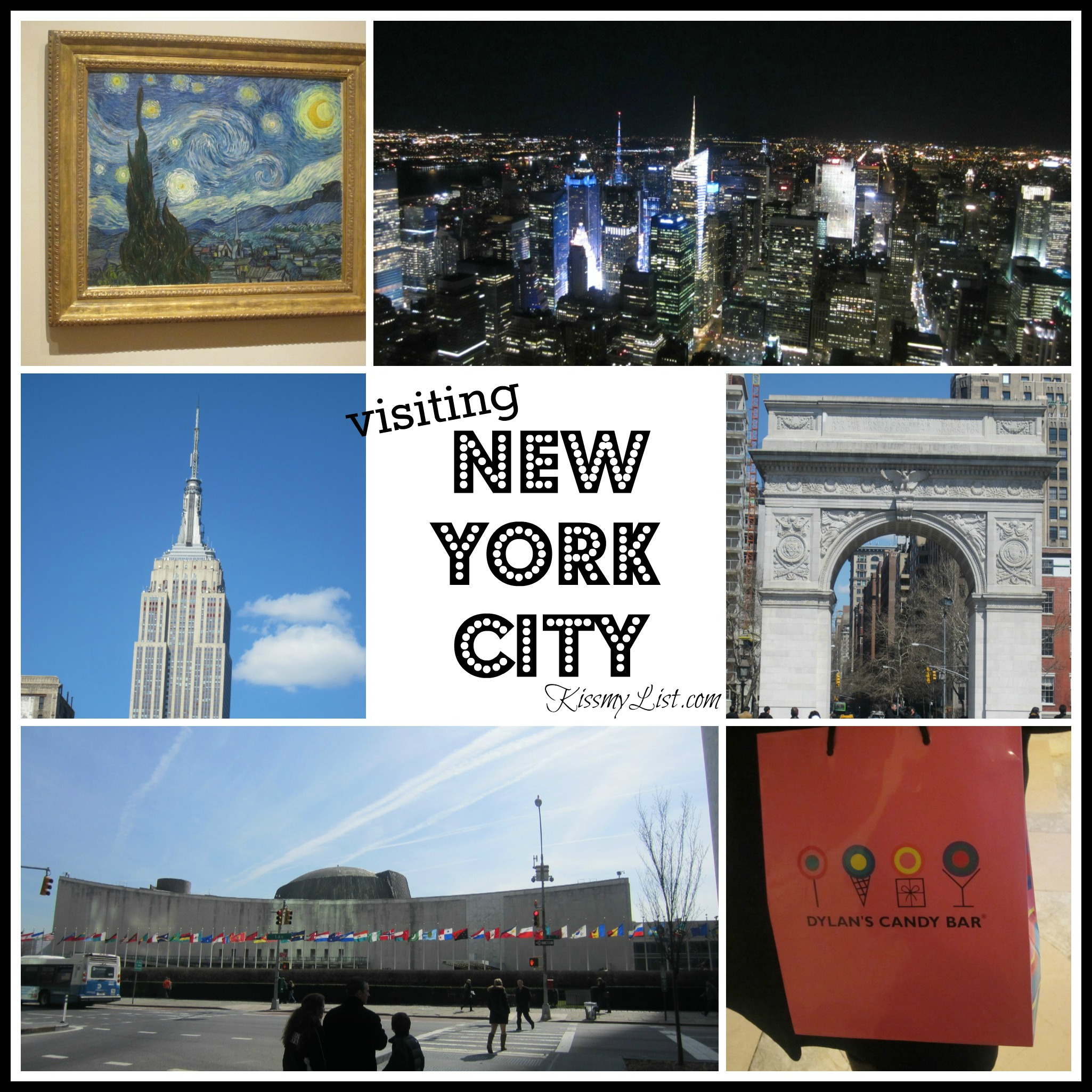 Visiting new york city with kids part three kiss my list for Things to do at nyc