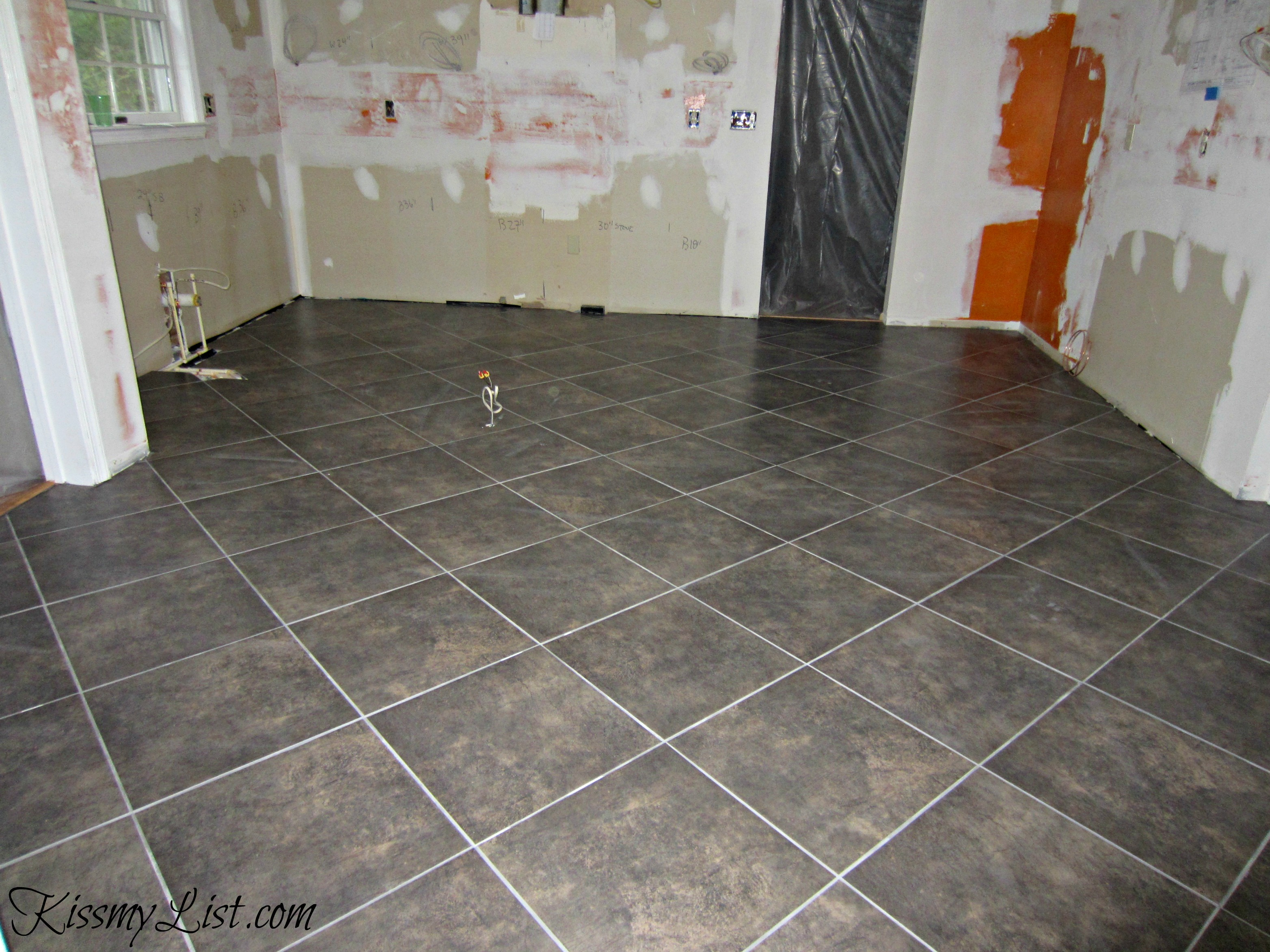 New Kitchen Floor The Big Reveal Kitchen Remodel Is Complete Kiss My List