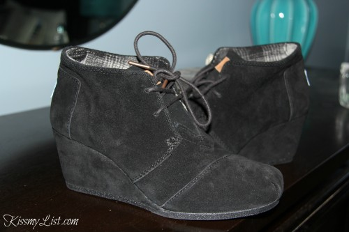 Toms fall shoes