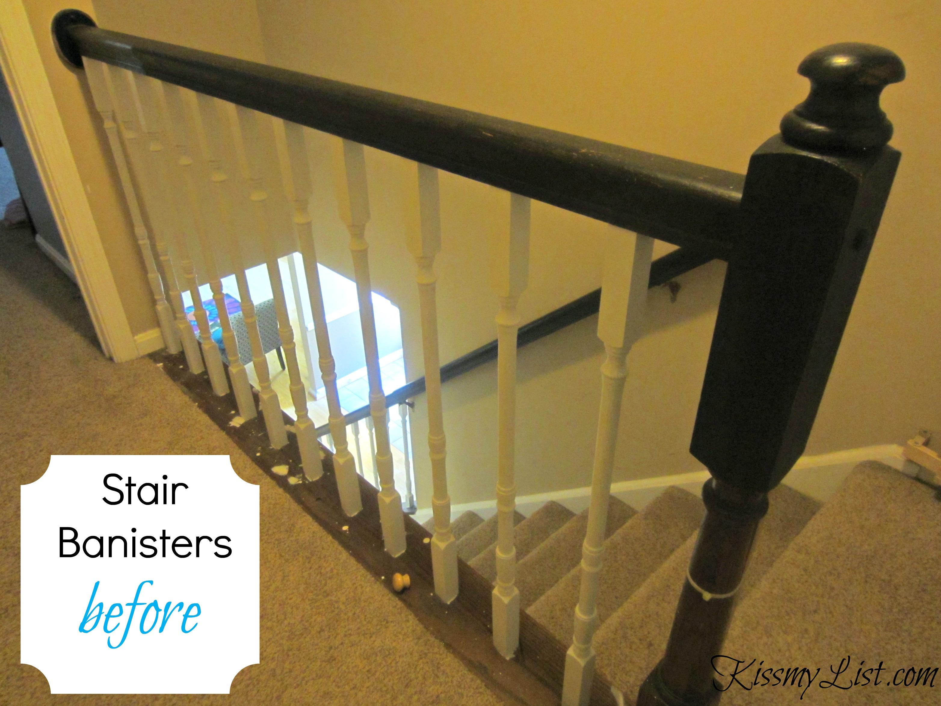 DIY Stair Remodel