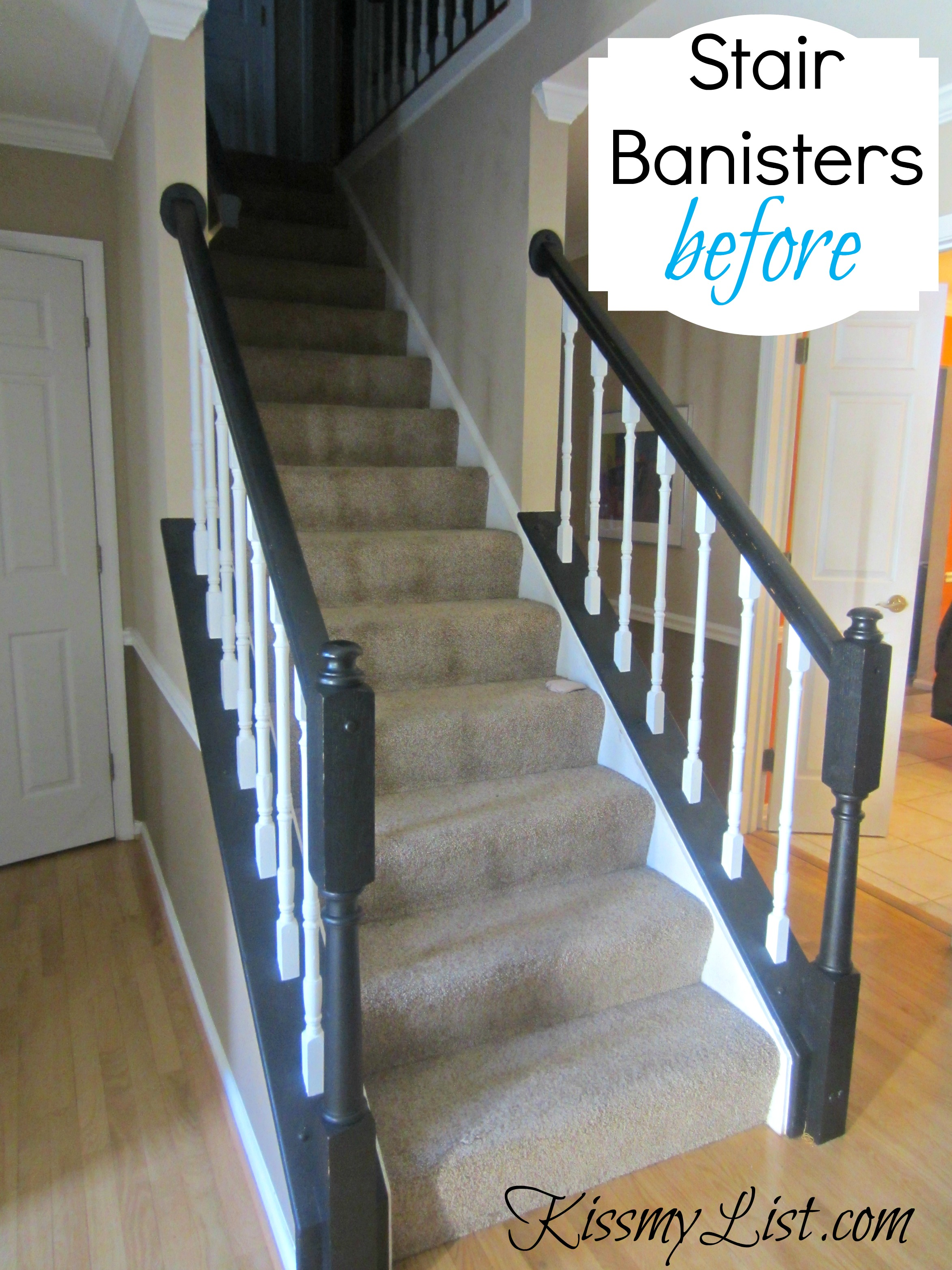 My humongous diy stairs fail kiss my list for Diy kitchen remodel steps