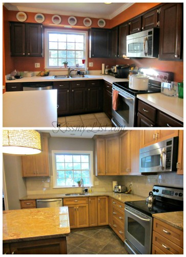 The Big Reveal Kitchen Remodel Is Complete Kiss My List