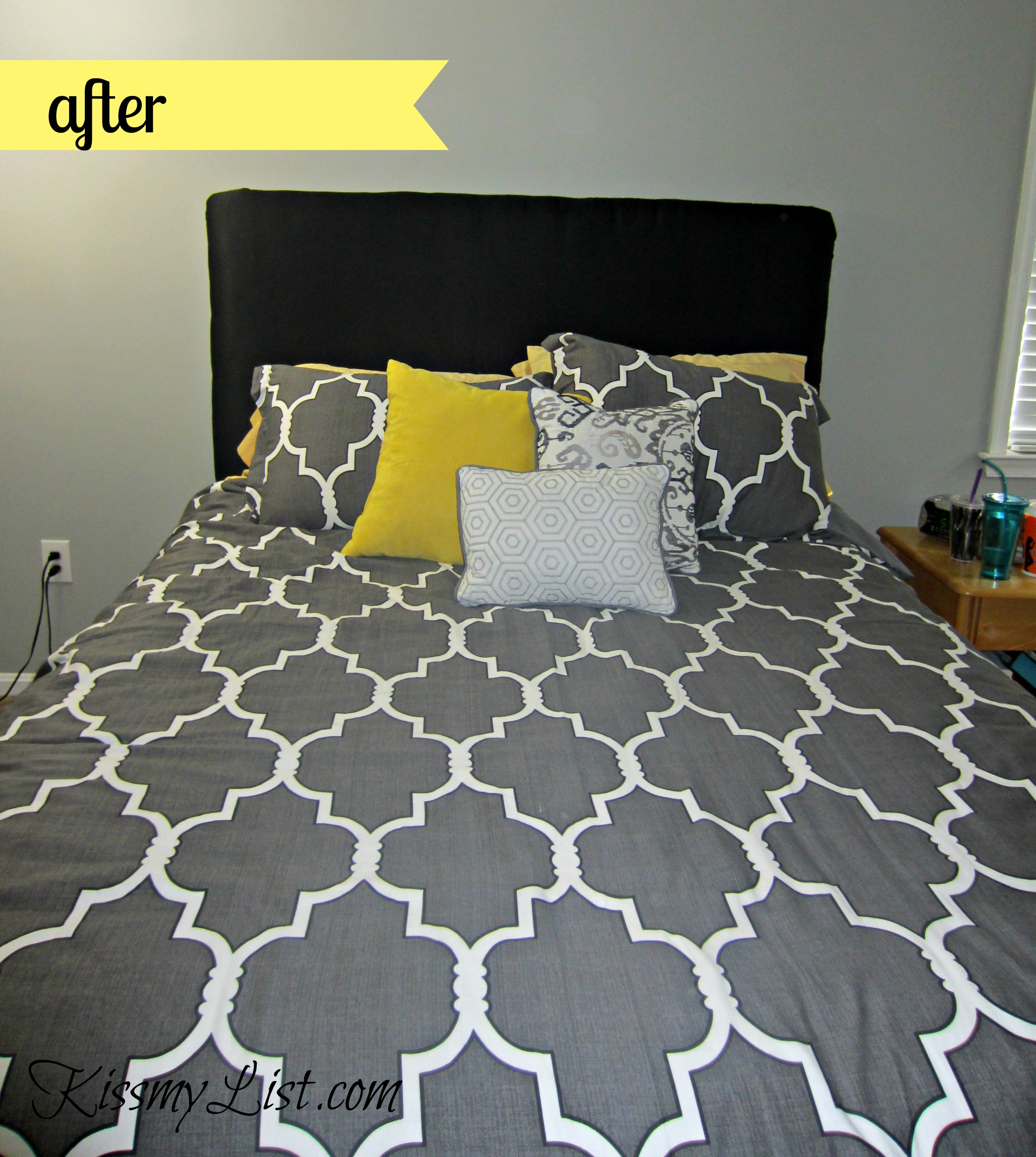 full make upholstered how tufted amys measurements of diy daydream simple super for cal to reality headboard california padded size king